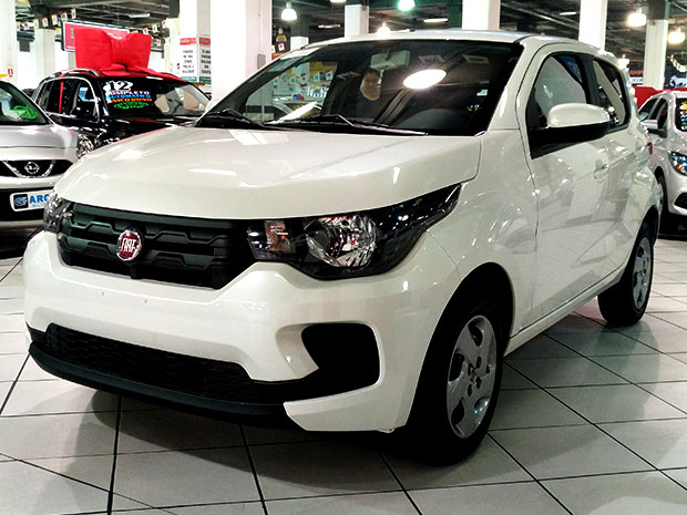 Fiat Mobi 0km 2020 Mais Barato Do Brasil J Motors