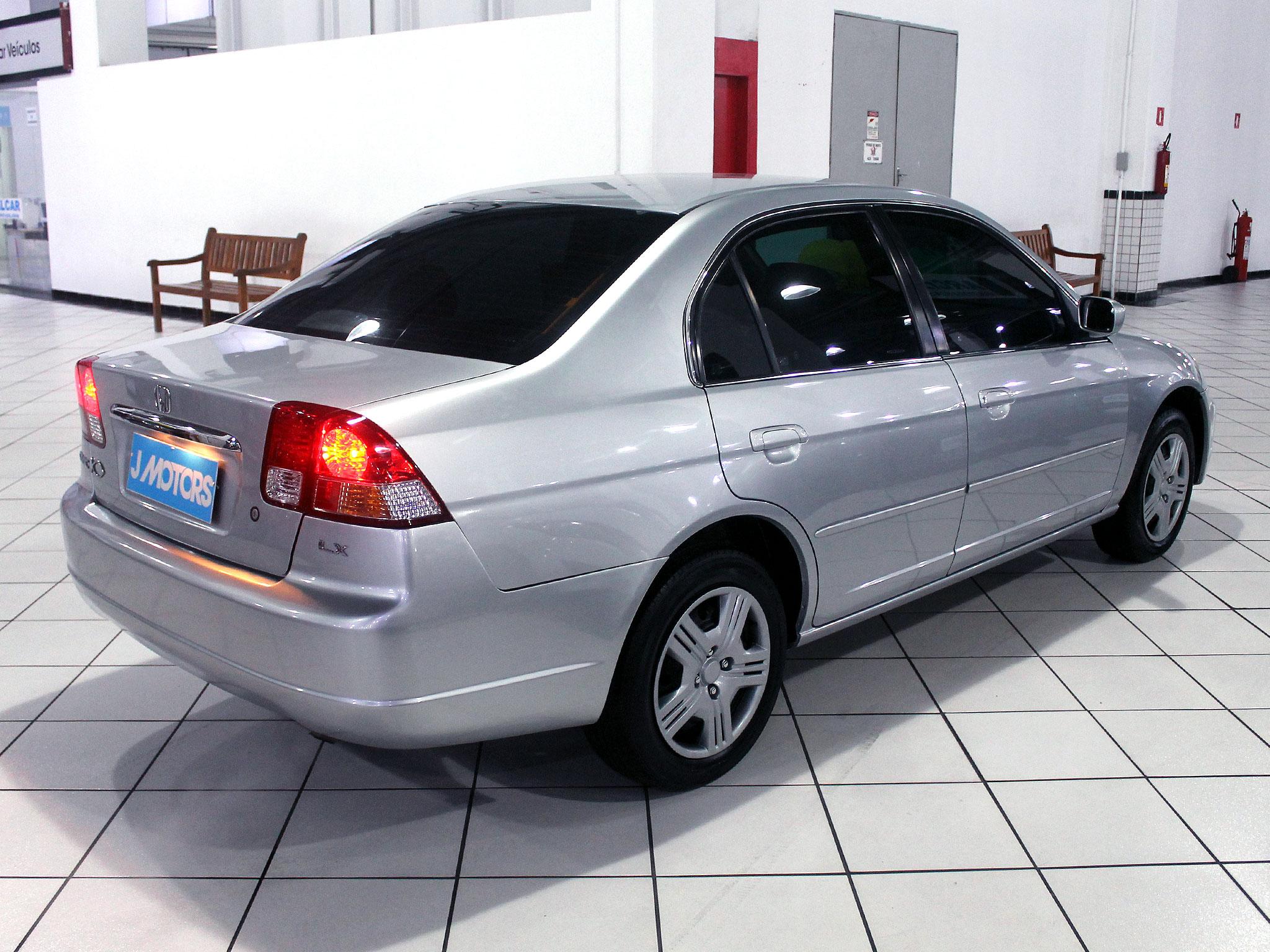 Honda Civic LX 1.7 2003 Full